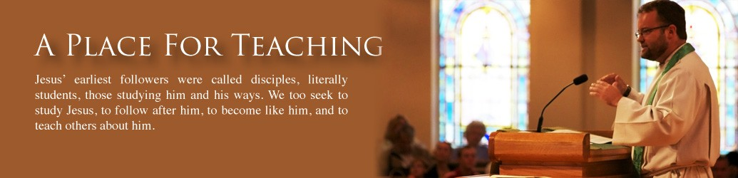 TeachingBanner